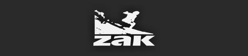 Zak Surfboards - Page Header