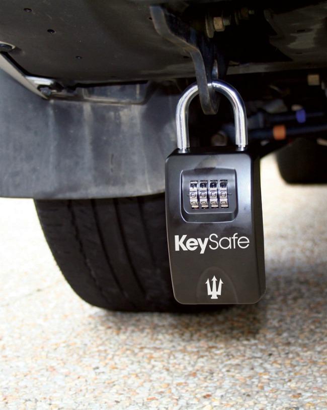 Best Car Key Magnet