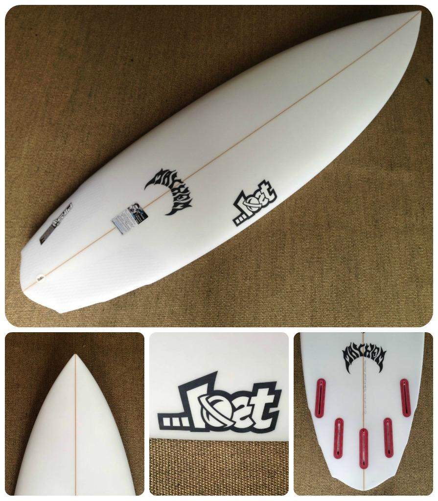 Custom Surfboards ...lost V3 Rocket