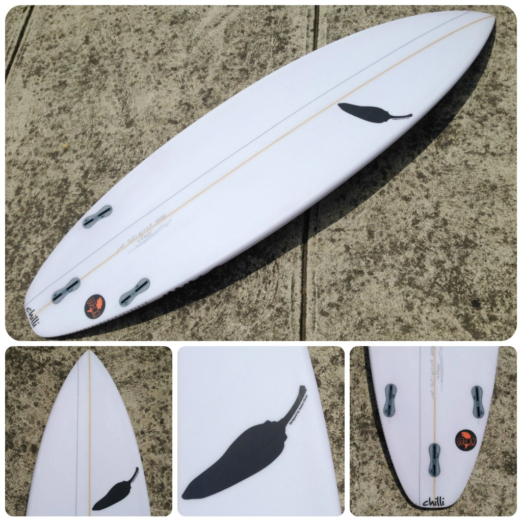 Chilli Spawn Custom Surfboards 2