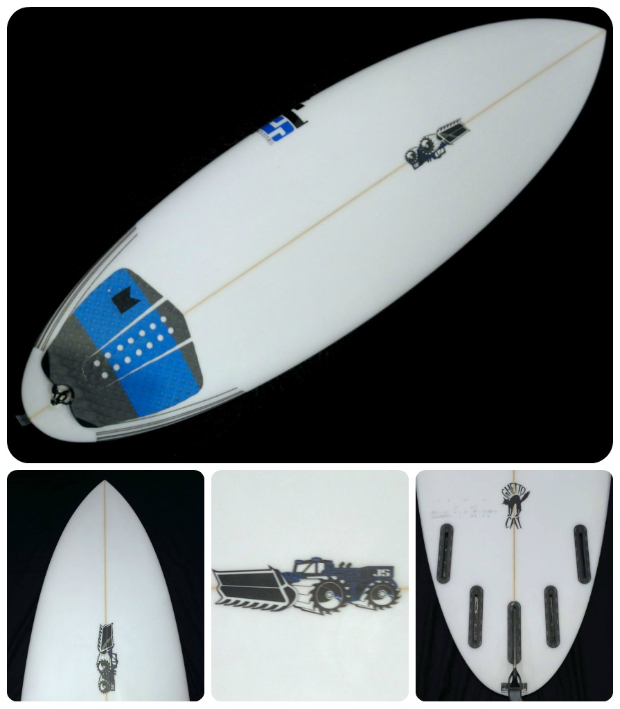 Secondhand Surfboards Just In - JS Ghetto Cat Collage