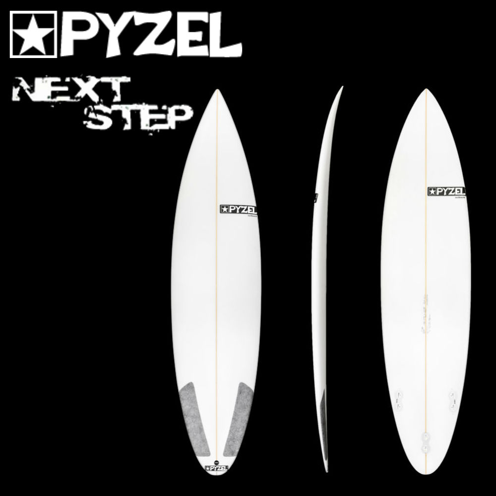 Pyzel Next Step Collage