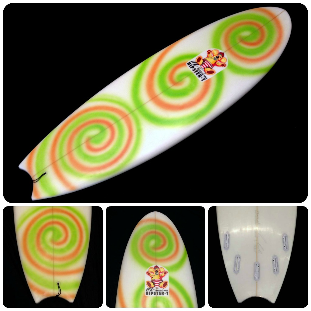 New Secondhand Surfboards Instore