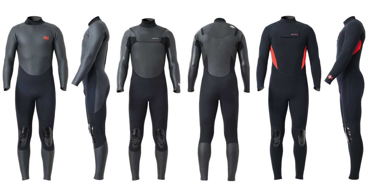 Axxe Wetsuits 3