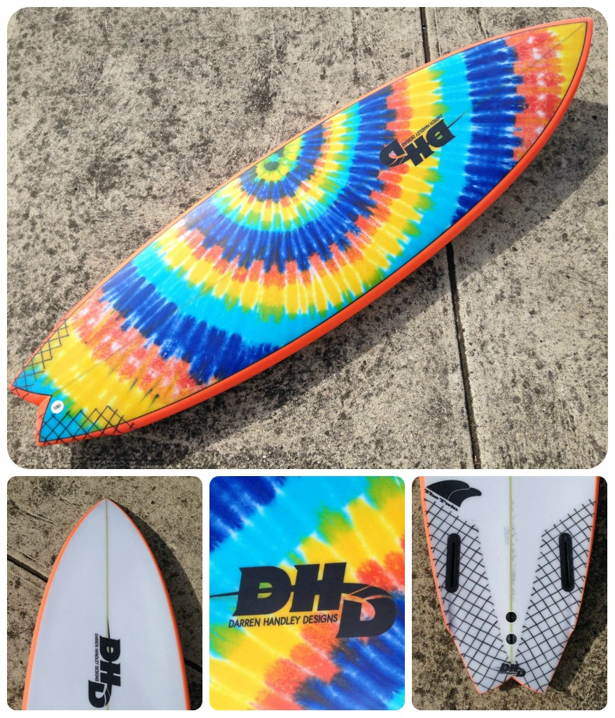 Custom DHD Twin Collage 1