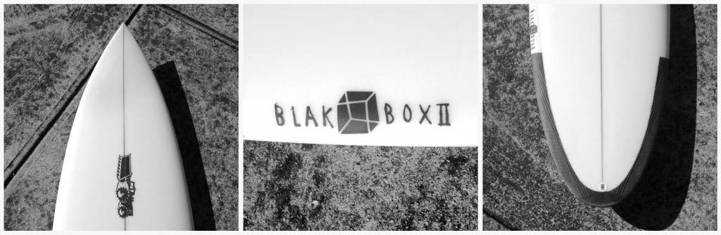 JS Blak Box II Round Tail 2