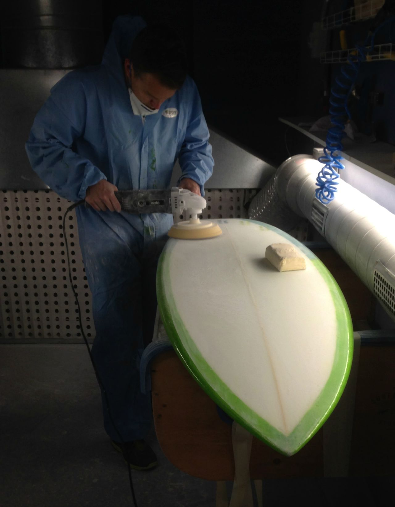 The Surfboard Studio Rent a Bay 2