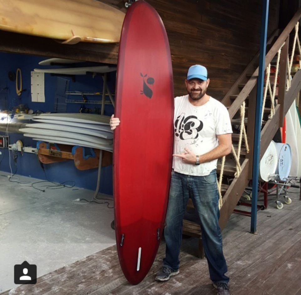 Make your own board course June 4