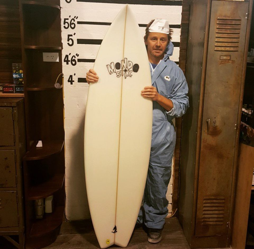 Make your own board course June 3
