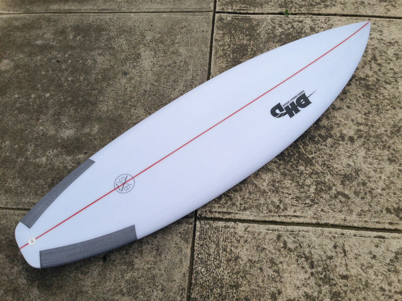 More Custom Surfboards DHD Switchblade