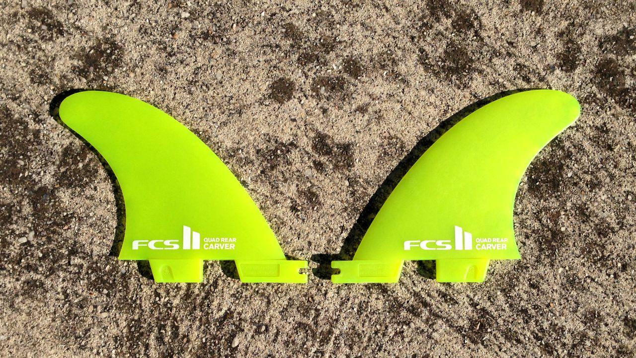 FCSII Carver Quad Trailers Neoglass M