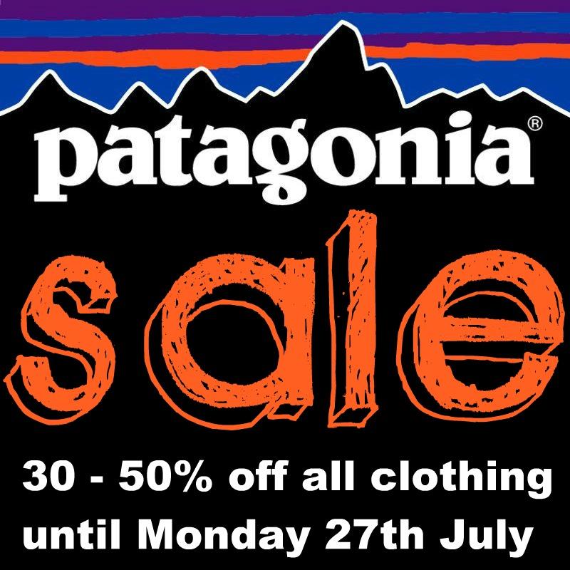 Patagonia Clothing Sale