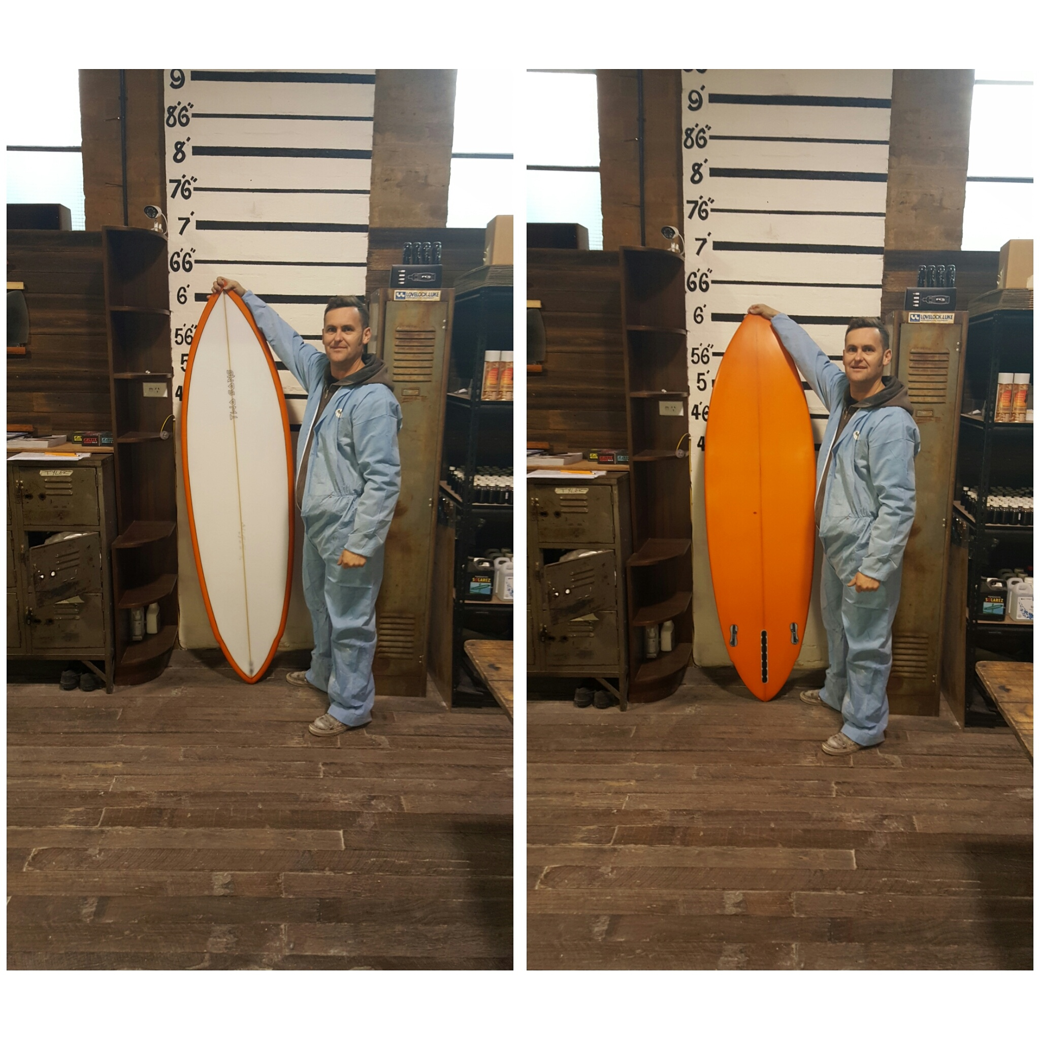 Make Your Own Surfboard Course July 5