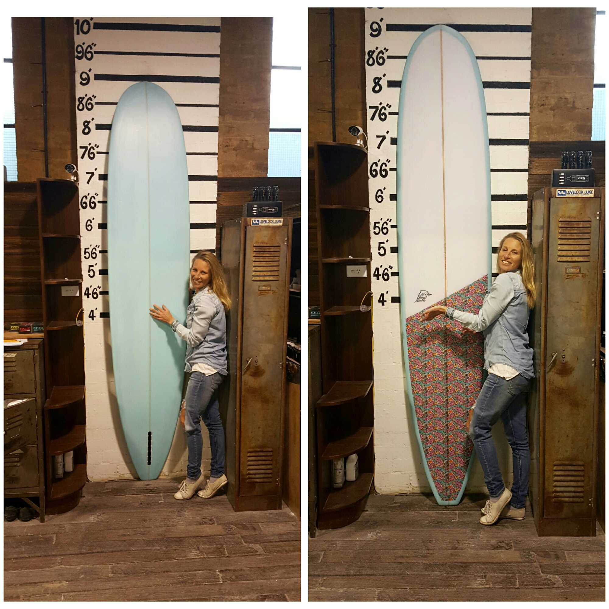 Make Your Own Surfboard Course July
