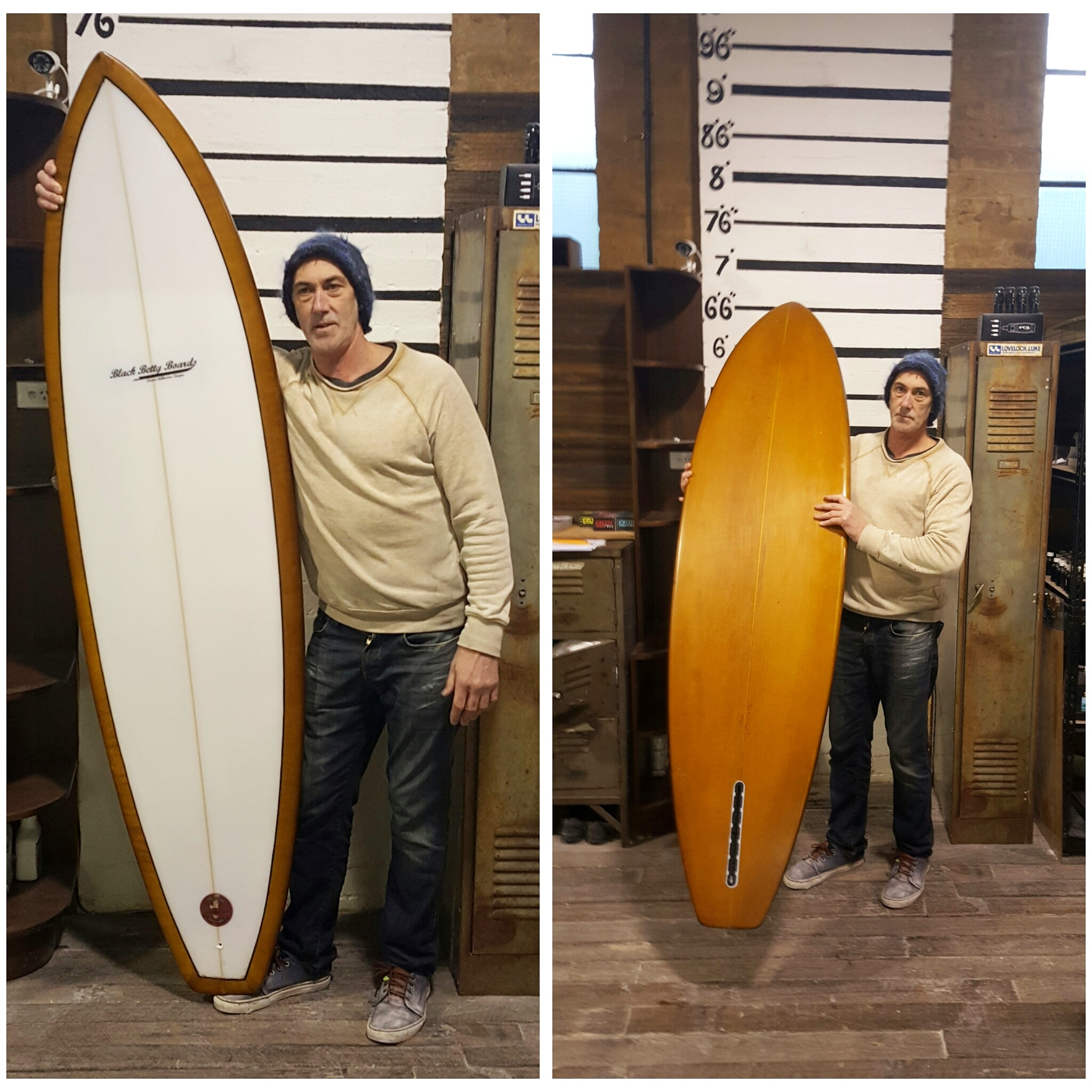 Make Your Own Surfboard Course July 4