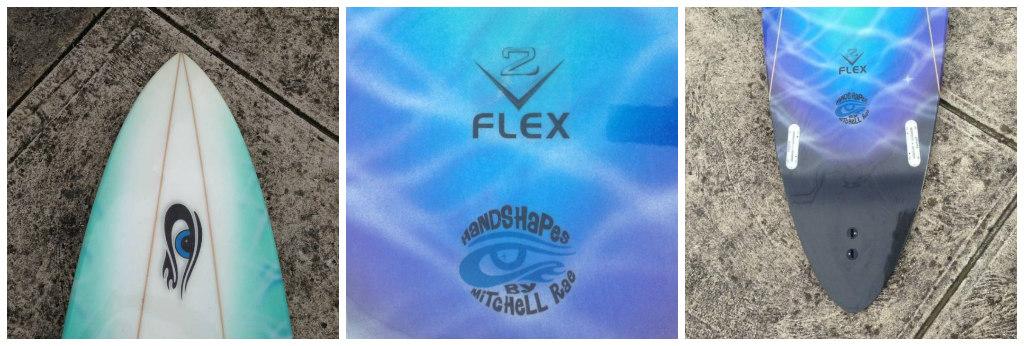 Outer Island Mitchell Rae V2 Flex Flextail collage 2