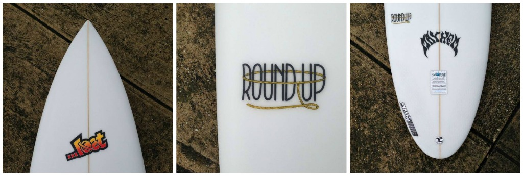 ...Lost Round Up now instore collage 1