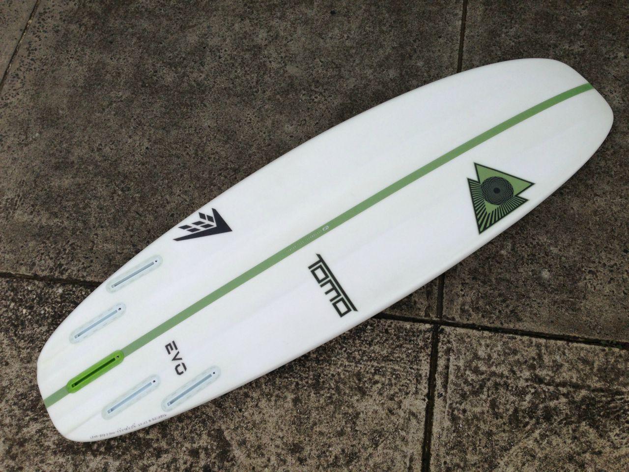 Demo Surfboards Firewire Tomo Evo