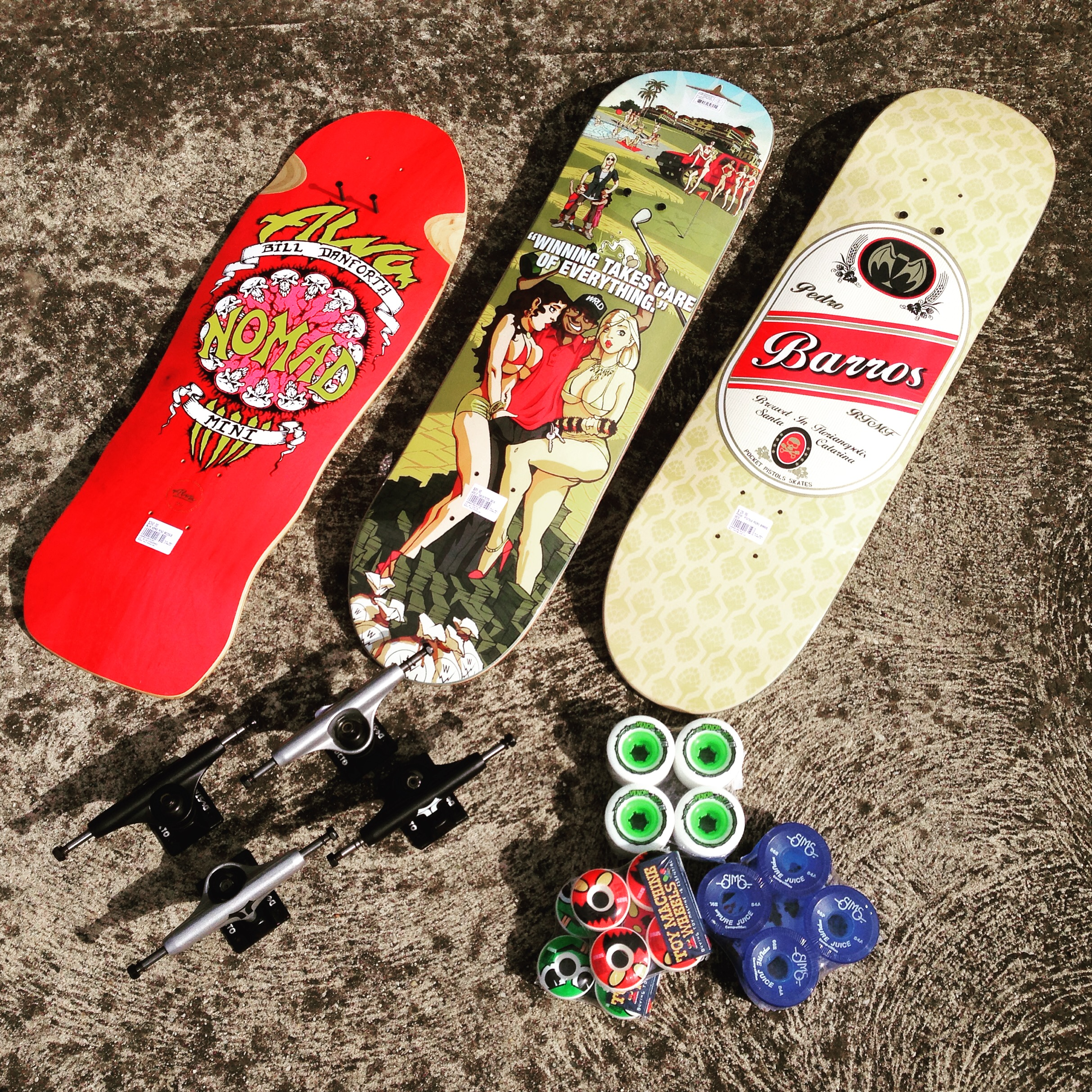 New Skate Gear now instore