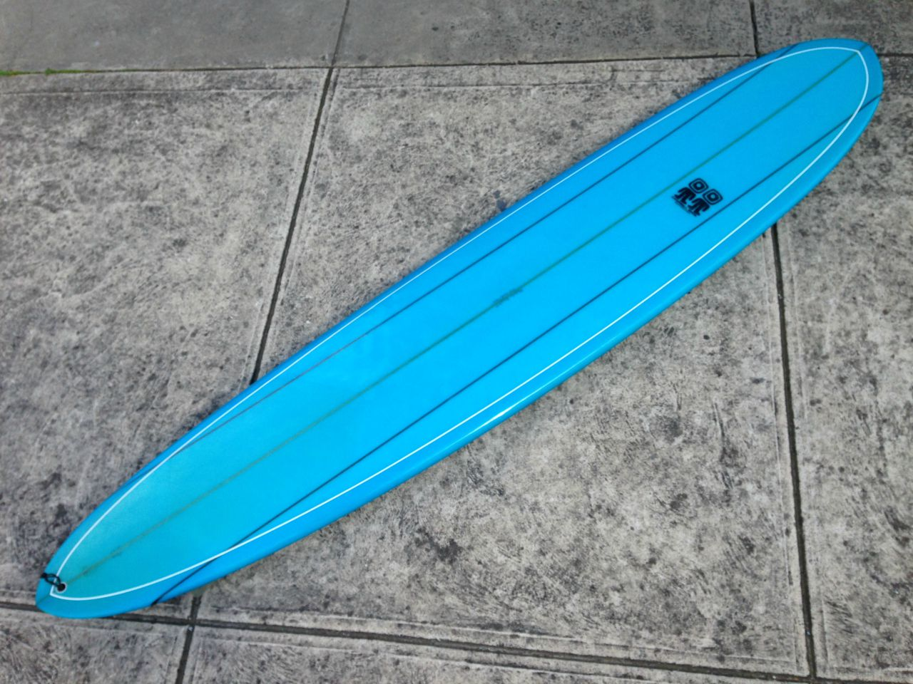 Campbell Brothers Longboard