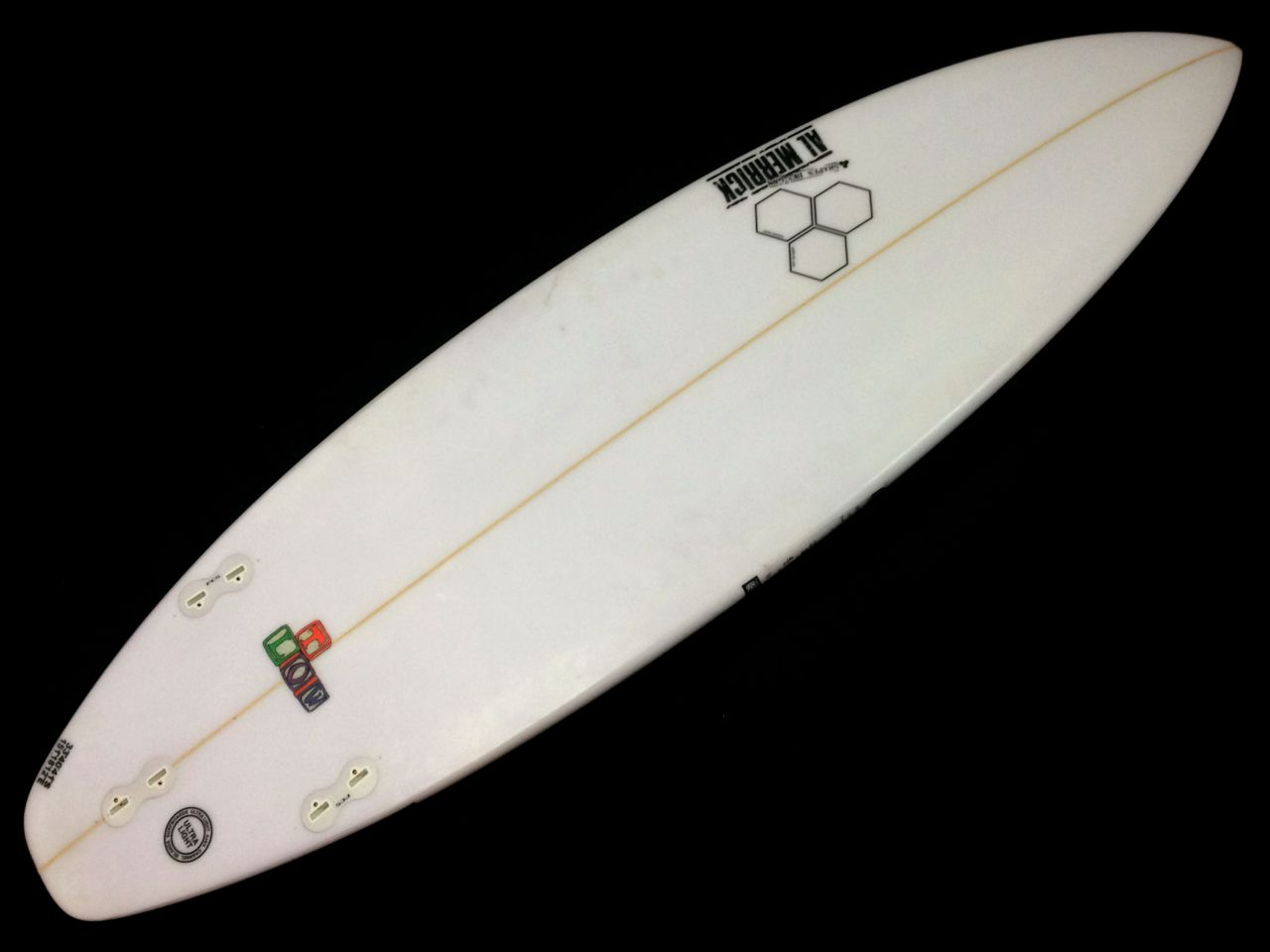 Secondhand Surfboards just in Hayden Shapes HS Love Buzz Channel Islands T-Low