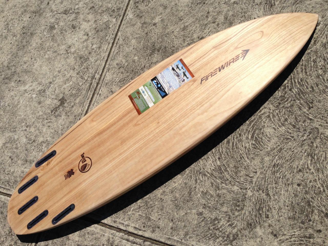 Firewire Demo Surfboards 1