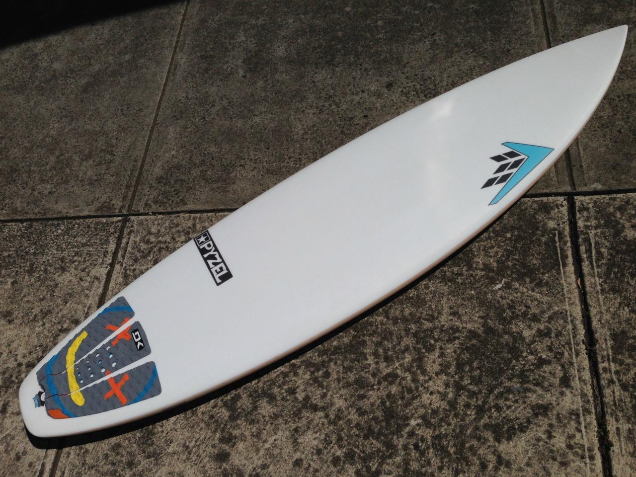 Firewire Demo Surfboards