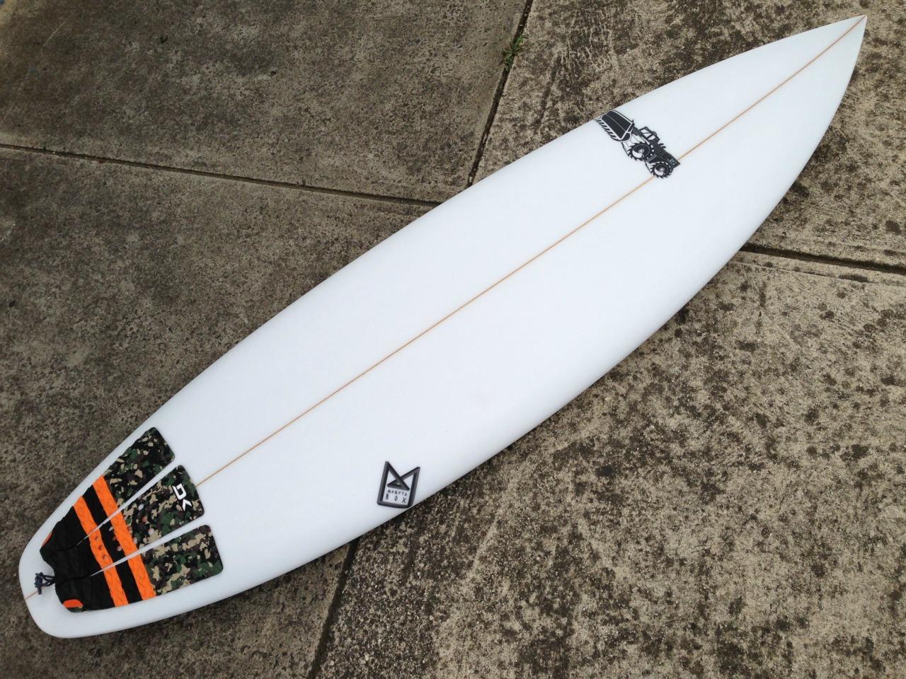 New JS Demo Surfboards JS Monsta Box