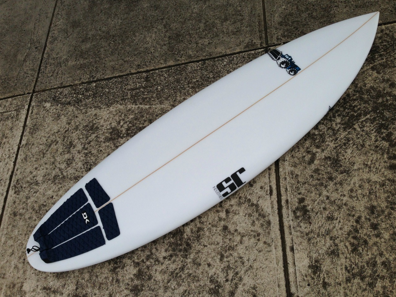 New JS Demo Surfboards JS 107