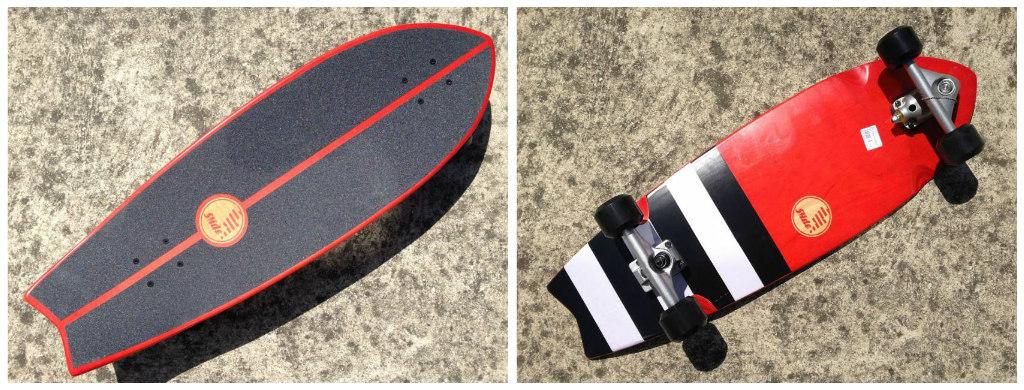 Hot Buttered Slide Skate 1