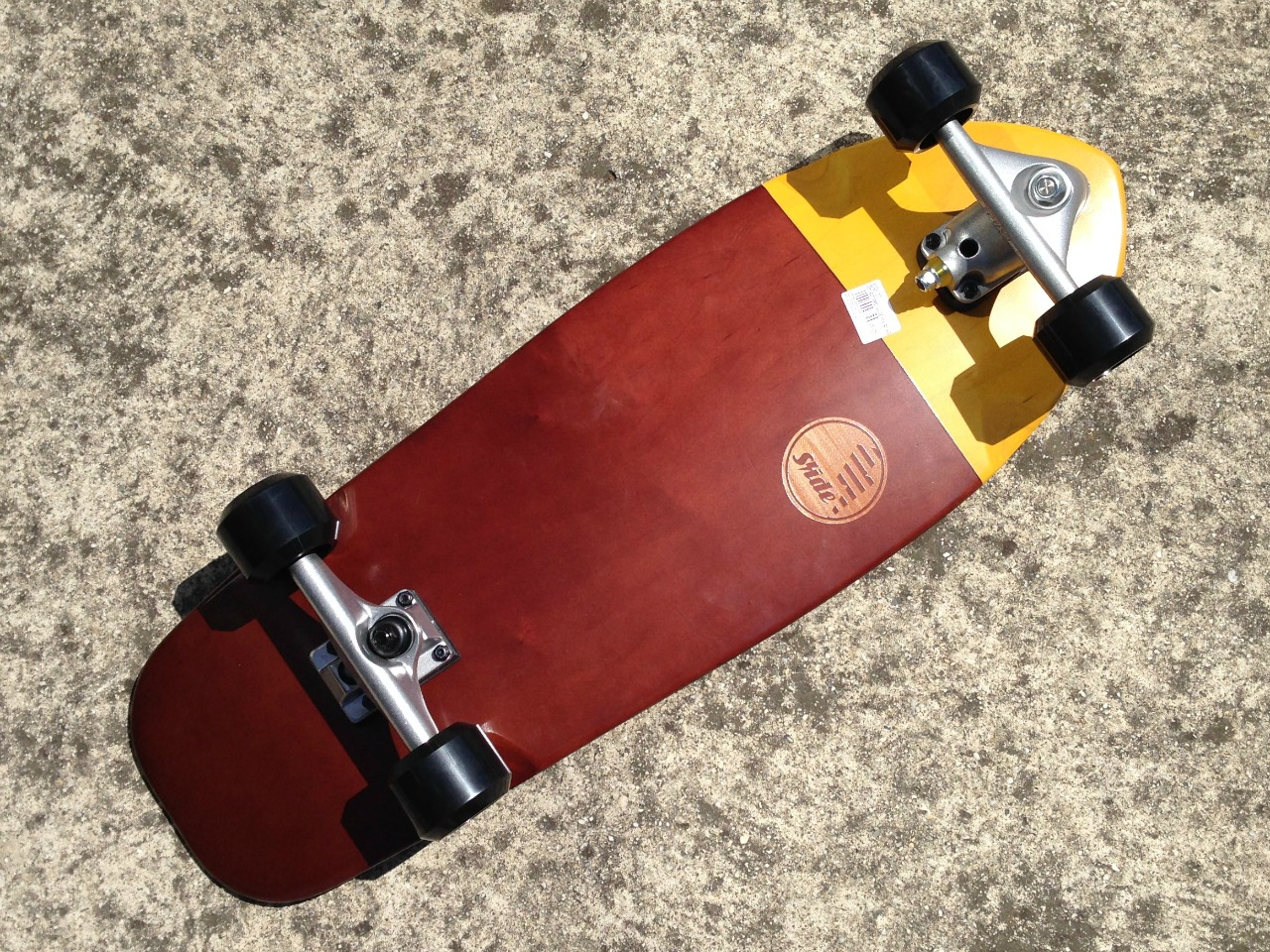 Hot Buttered Slide Skate Skateboards