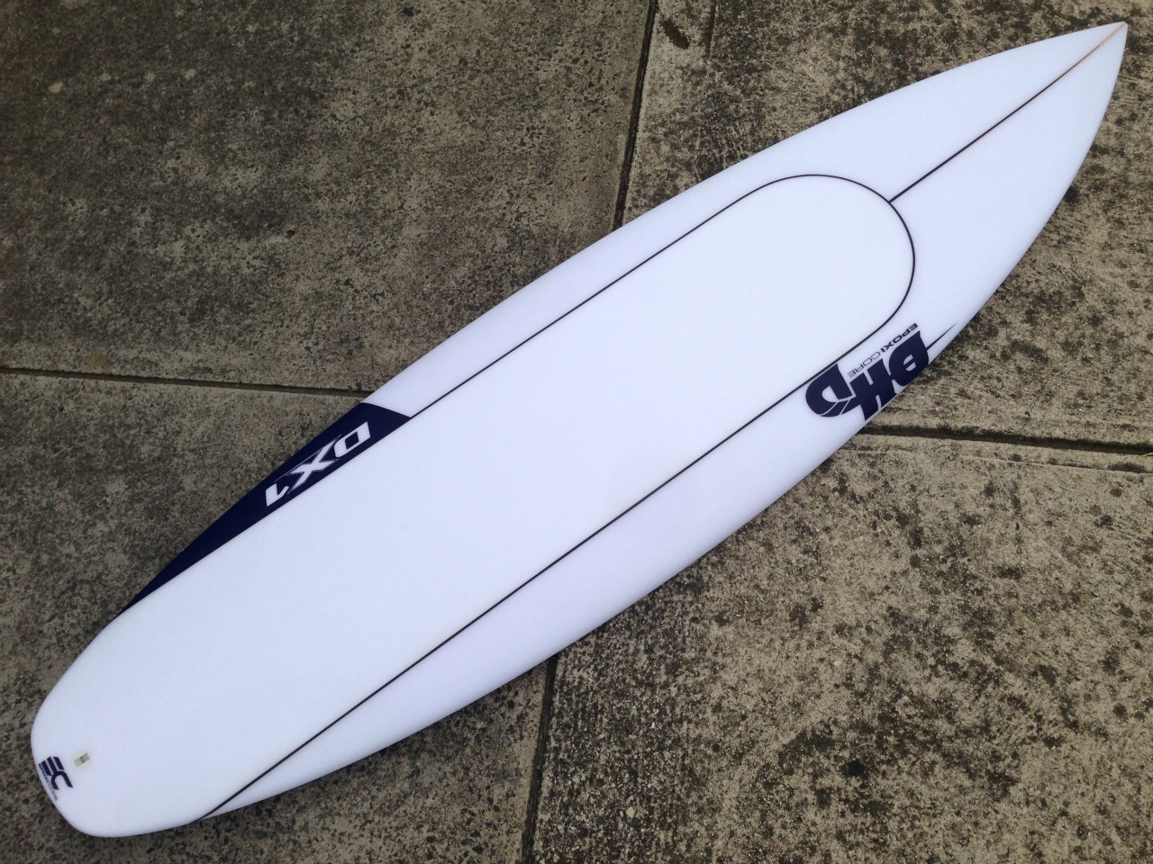 DHD Epoxicore DX1 by Zak Surfboards (3)