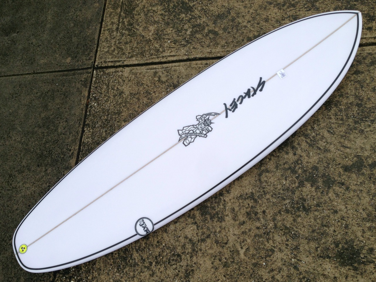 Stacey Surfboards on our racks - Stacey Return of the Jam by Zak Surfboards