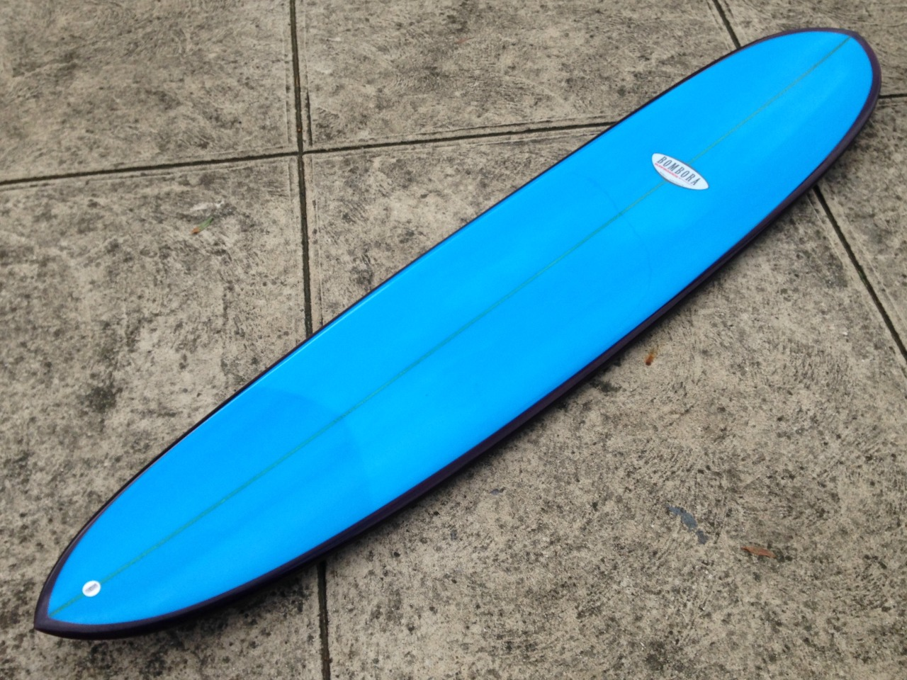 Greg Brown Bombora Longboards