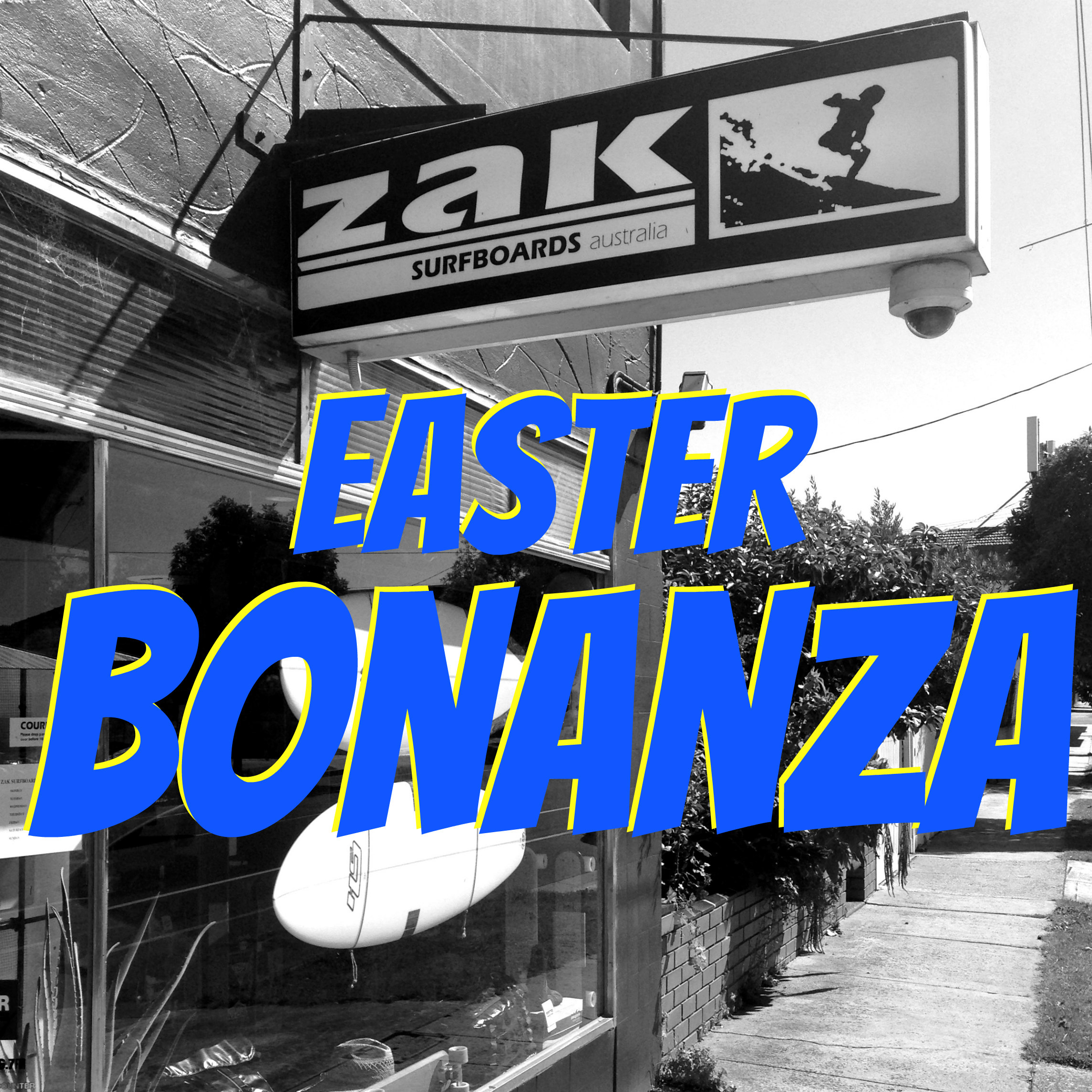 Zak Surfboards Easter Bonanza Starts Today