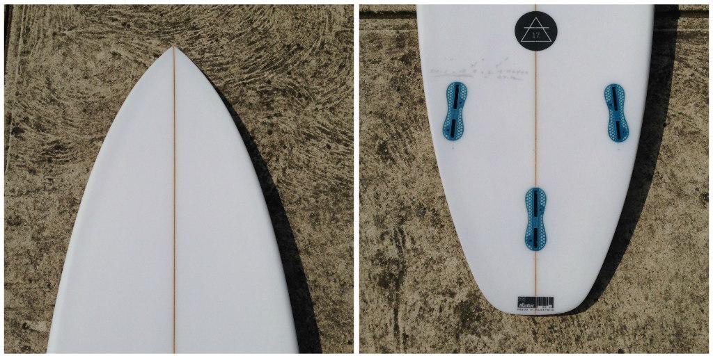 JS Industries Julian Wilson AIR17 Collage 2  by Zak Surfboards