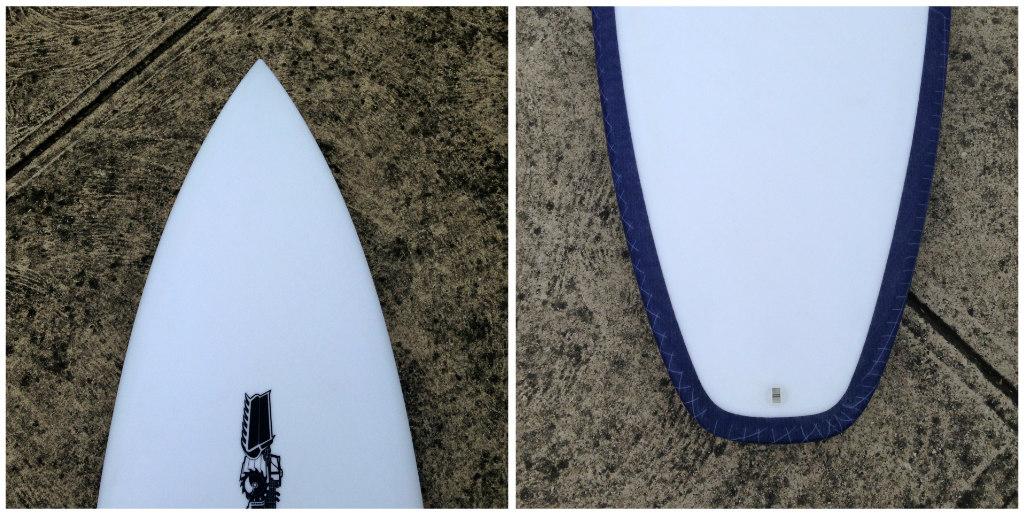 JS HY-FI Blak Box II Collage 1 by Zak Surfboards
