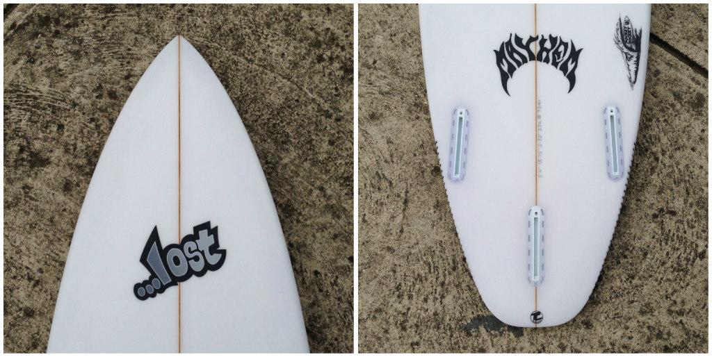 Pocket Rocket Collage 2 by Zak Surfboards