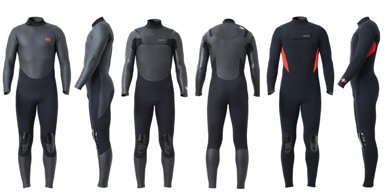 Axxe Custom Wetsuits