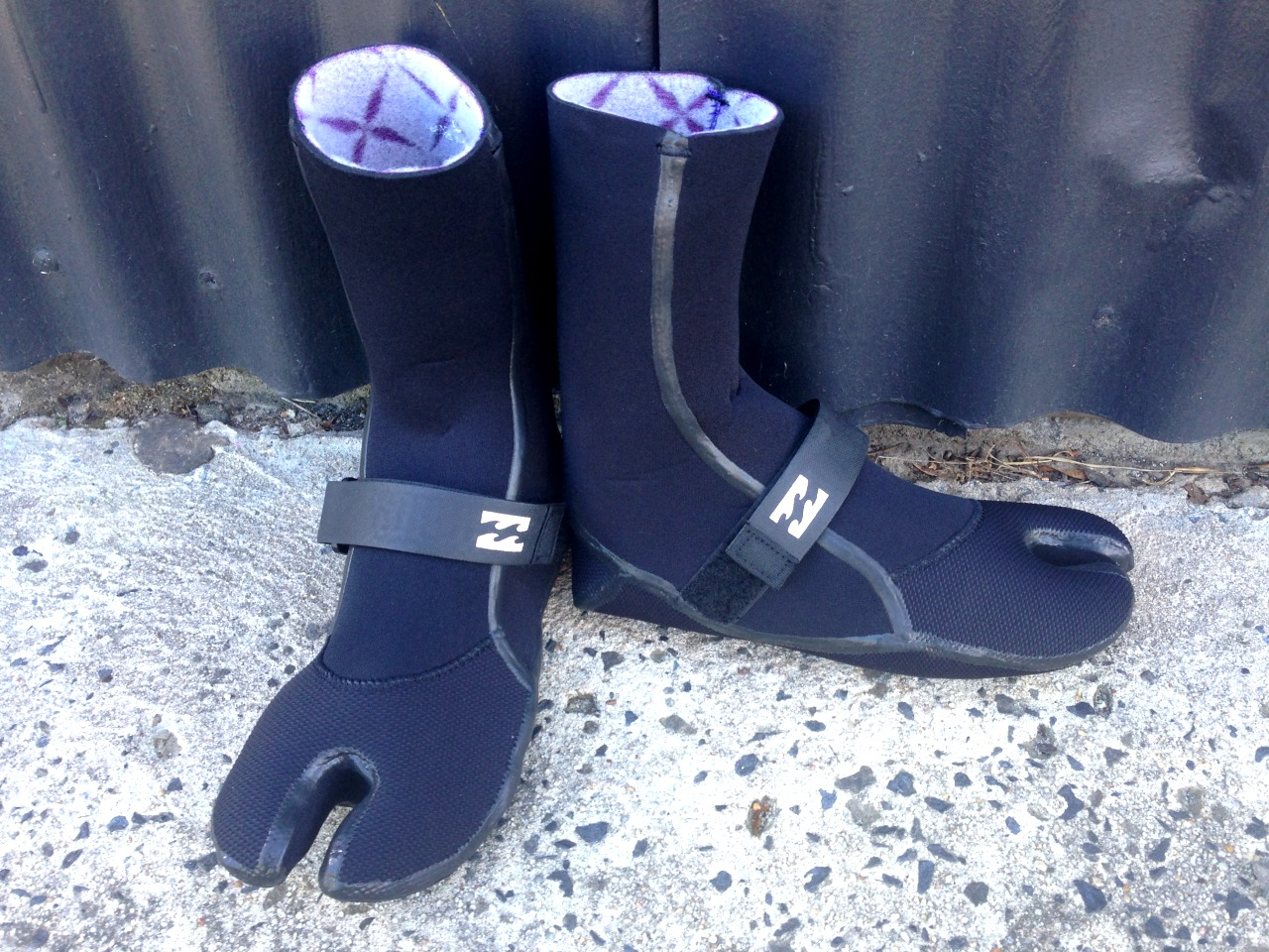 Billabong Furnace Pro Black Comp 2mm Boot