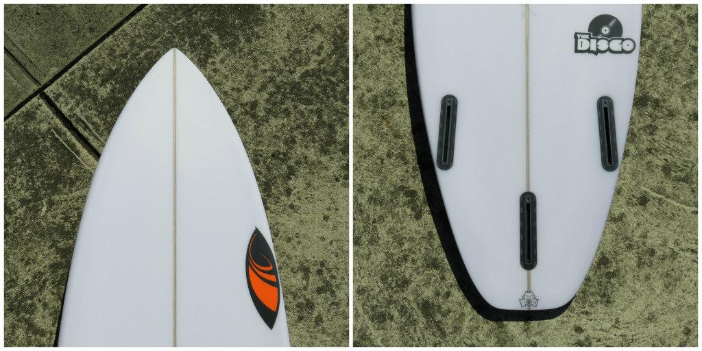 Sharp Eye Disco Collage 2