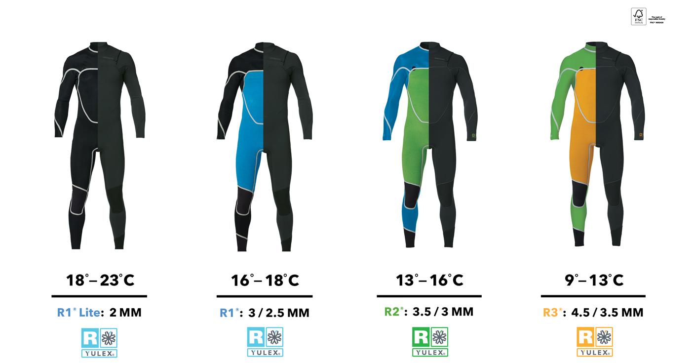 Patagonia Yulex® Wetsuits