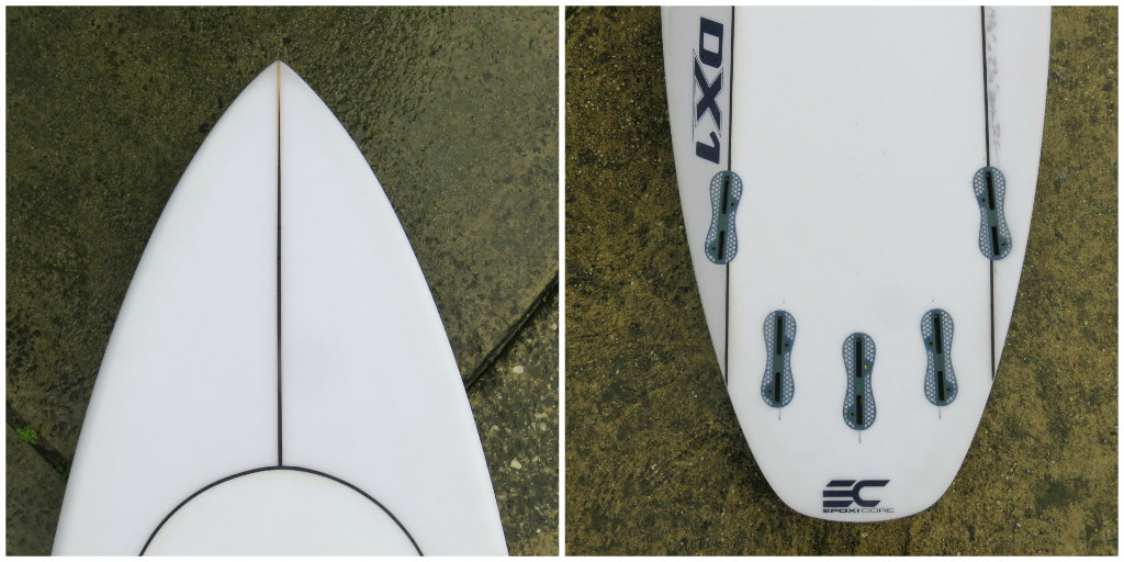 DHD Epoxicore DX1 demo Collage 2