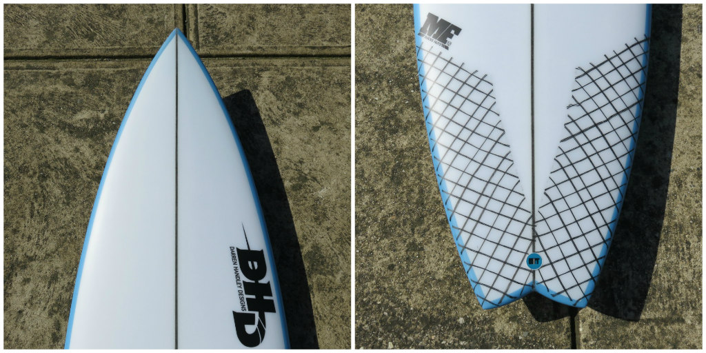 DHD Mick Fanning J-Bay board replicas just arrived