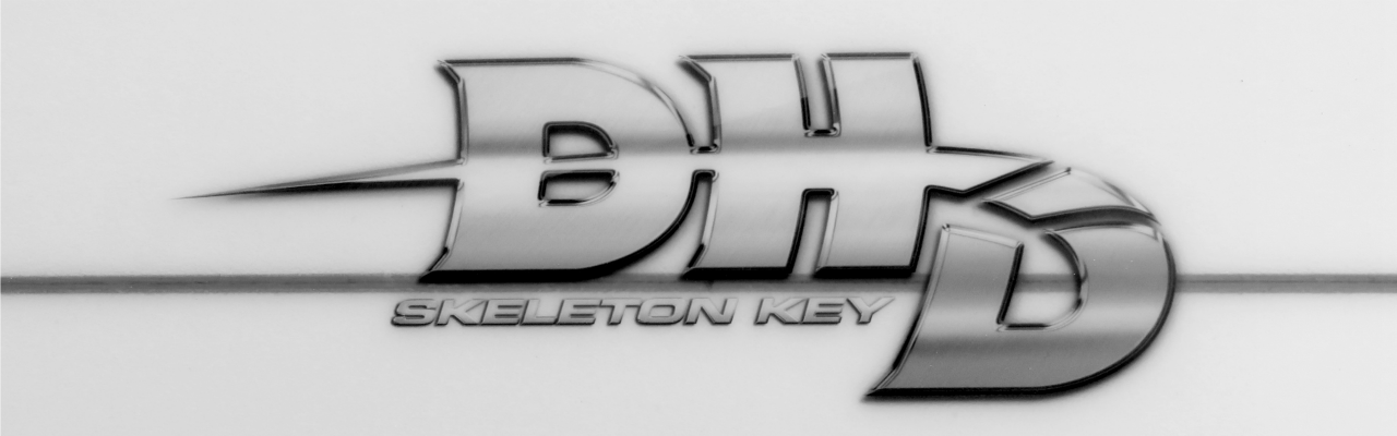 New DHD Skeleton Key now in store
