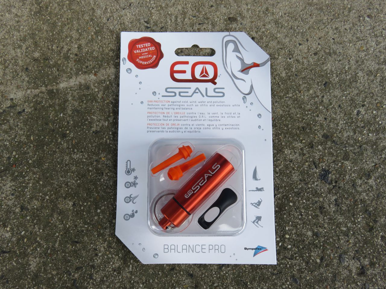 EQ Seals Ear Plugs are back