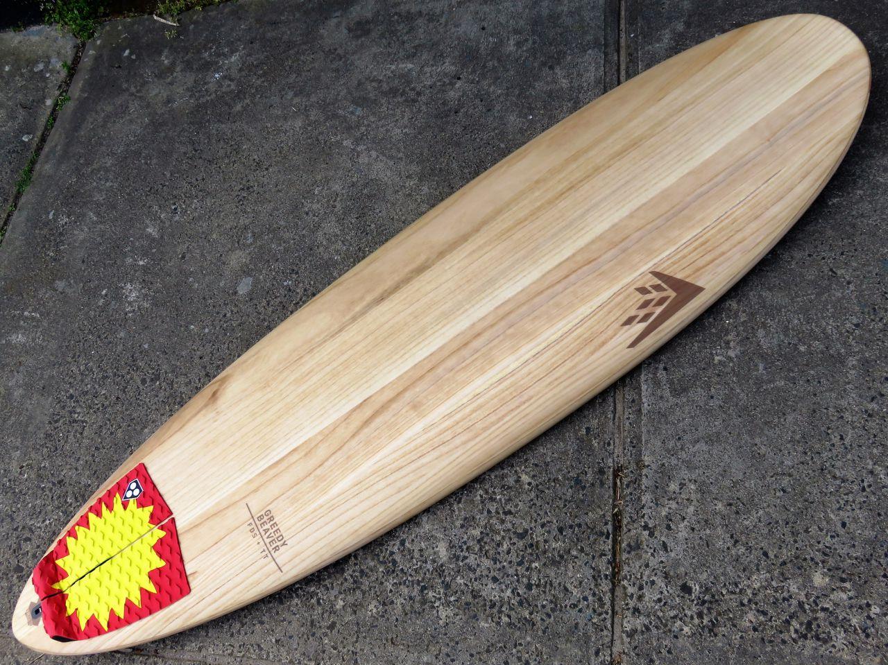 New Demo Surfboards Firewire Greedy Beaver