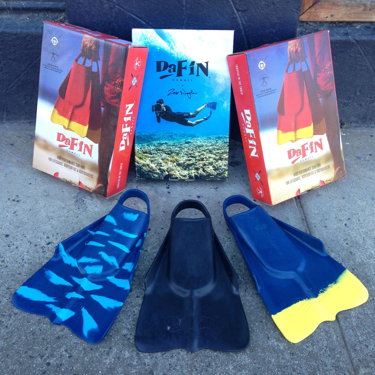 DaFin Swim Fins are back in store