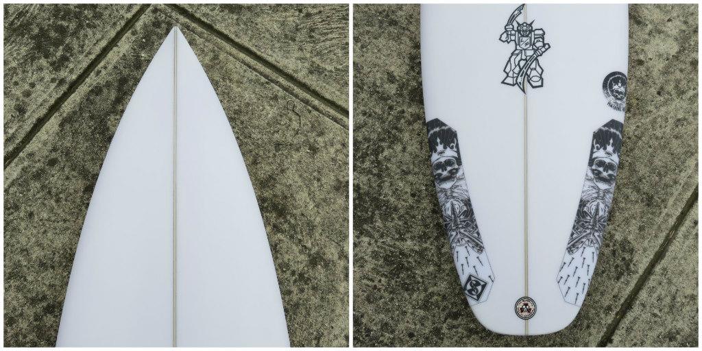 Stacey Machine Head Collage 1