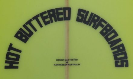 Hot Buttered Terry Fitzgerald Single Fins